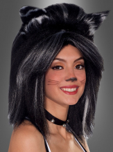 Cat Wig with Ears