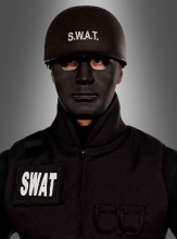 S.W.A.T. Mask Adult