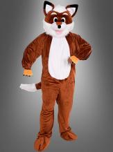 Fox Costume Mascot Promotion