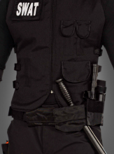 SWAT Police Utility Weapon Belt