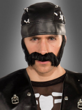 Macho Biker Beard black
