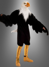 Adler Kostüm Deluxe