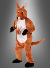 Kangaroo Mascor Costume