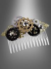 Steampunk Comb