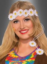 Hippie Flower Headband