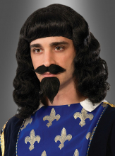 Musketeer Wig and Beard