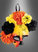 Halloween Maskenball Halbmaske