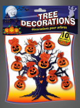 Pumpkin Tree Decorations