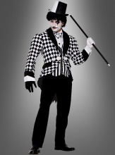 Pierrot Costume for Men
