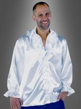 Satin Shirt Disco for Men