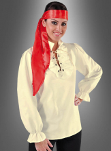 Pirate Blouse Women