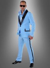 Blue Suit 50s for Men