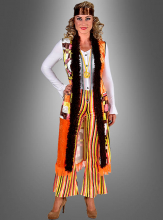 Retro Hippie Women Costume Karla