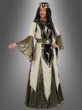 Deluxe Mittelalterkostüm Königin