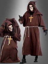 Headless Monk Halloween Costume