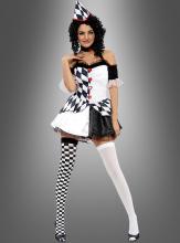 Sexy Harlequin Costume