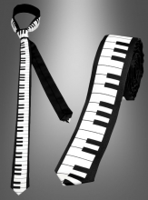 Krawatte Piano Klavierkrawatte