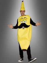 Bananen Kostüm Herren Mister Banana