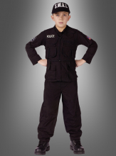 Auth S.W.A.T boys costume