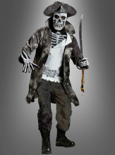 Undead Pirate Costume for Men