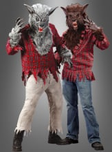 Werewolf Animal Costume Adult