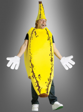 Old Banana Costume 2 pieces