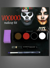 Voodoo Character Makeup Kit