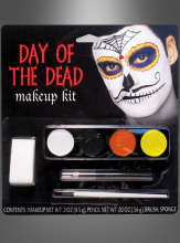 Day of the Dead Senor Makeup Set