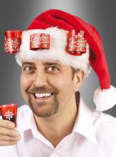 Schnapsglas Nikolausmütze