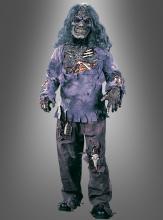 Verrotteter Zombie Kinderkostüm