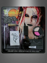 Dunkle Elfe Makeup Kit