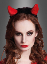 Devil Horns Headpiece