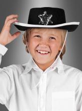 Sheriffhut für Kinder