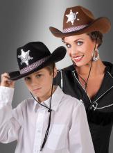Cowboyhut für Kinder und Damen