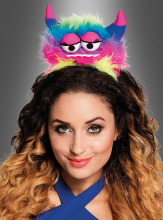 Colorful little Monster Hairband