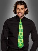 Kleeblatt Krawatte