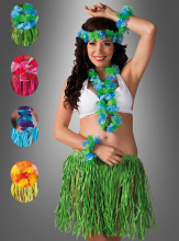 Hula Hawaii Costume Set