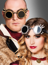 Steampunk Brille im Cyber Look