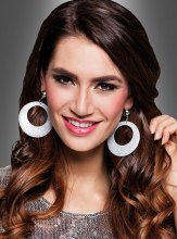 Disco Earrings silver