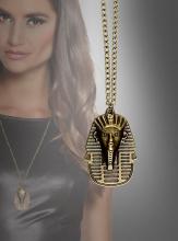 Ägyptische Halskette Sphinx Pharao