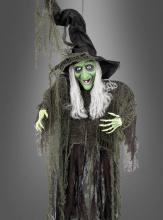 Gruselige Hexe Halloween Deko 180 Cm Bei Kostumpalast