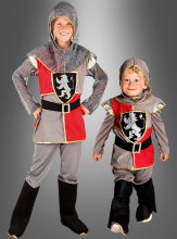 Knight Children Costume