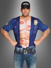 Sexy Polizist T-Shirt