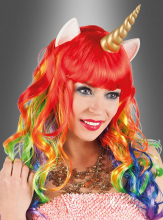 Unicorn Wig Women