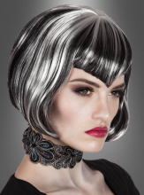 Vampire Countess Wig