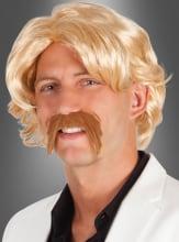 80s Wig blonde