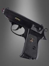 Action Agent Pistole Spielzeugpistole PPK