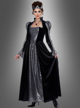 Black Queen Women Costume