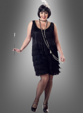 Charleston costume Flapper PLUS SIZE