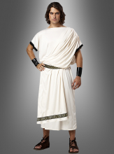 Römische Toga Kostüm für Herren